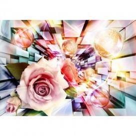 Fototapeta na stenu - FT5147 - 3D abstrakcia