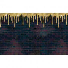 Fototapeta na stenu - FT5161 - Tehlová stena