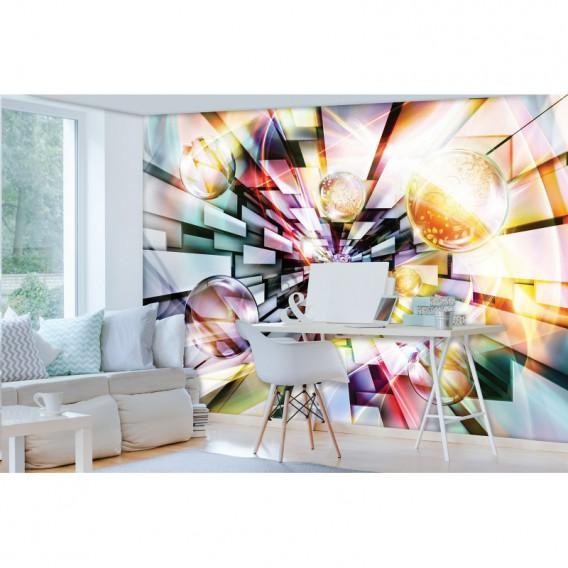 Fototapeta na stenu - FT5176 - 3D abstrakcia