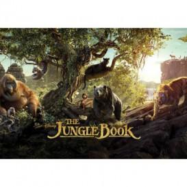 Fototapeta na stenu - FT5223 - Kniha džungle