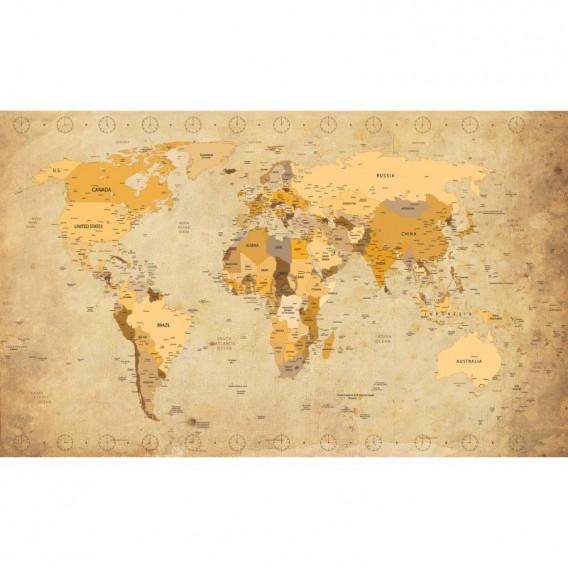 Fototapeta na stenu - FT5231 - Mapa sveta