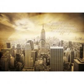 Fototapeta na stenu - FT5270 - New York - sépia efekt