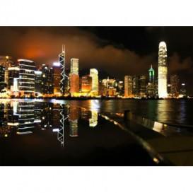 Fototapeta na stenu - FT0327 - Mesto v noci