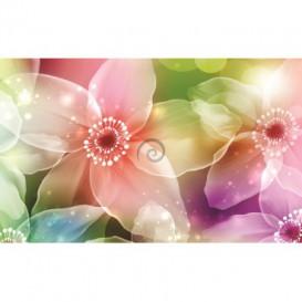 Fototapeta na stenu - FT0190 - Farebné kvety