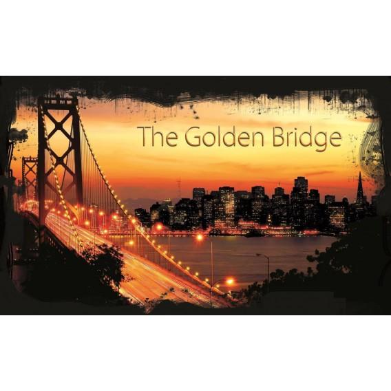 Fototapeta na stenu - FT0293 - Golden Bridge