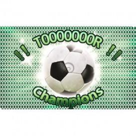 Fototapeta na stenu - FT0512 - Futbalová lopta