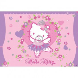 Fototapeta na stenu - FT0734 - Hello Kitty