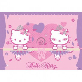 Fototapeta na stenu - FT0735 - Hello Kitty