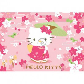 Fototapeta na stenu - FT0738 - Hello Kitty