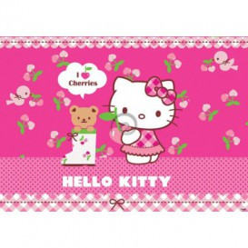 Fototapeta na stenu - FT0742 - Hello Kitty