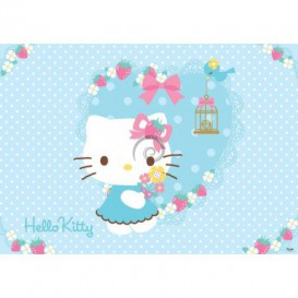 Fototapeta na stenu - FT0746 - Hello Kitty