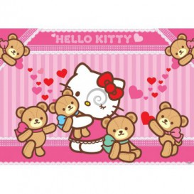 Fototapeta na stenu - FT0747 - Hello Kitty