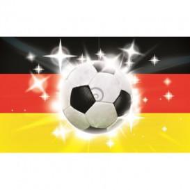 Fototapeta na stenu - FT0507 - Futbalová lopta