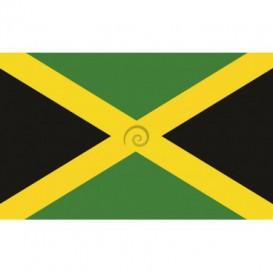 Fototapeta na stenu - FT0535 - Jamajská vlajka