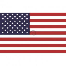 Fototapeta na stenu - FT0536 - Americká vlajka