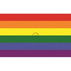 Fototapeta na stenu - FT0534 - Dúhová vlajka