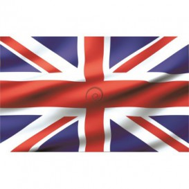 Fototapeta na stenu - FT0538 - Anglická vlajka