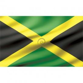 Fototapeta na stenu - FT0533 - Jamajská vlajka
