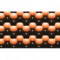 Fototapeta na stenu - FT0581 - 3D Oranžové guľôčky