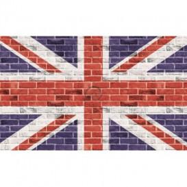 Fototapeta na stenu - FT0530 - Anglická vlajka