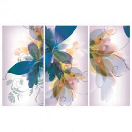 Fototapeta na stenu - FT0463 - Kreslené kvety