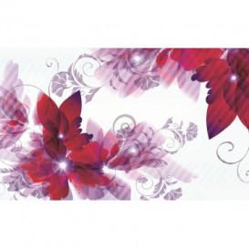 Fototapeta na stenu - FT0460 - Kreslené kvety