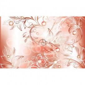 Fototapeta na stenu - FT0456 - Kreslené kvety