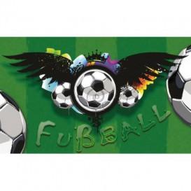 Fototapeta na stenu - FT0496 - Futbalová lopta