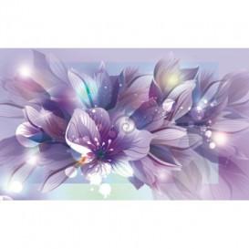 Fototapeta na stenu - FT0243 - Fialové kvety