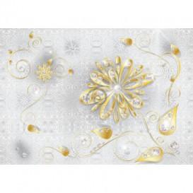 Fototapeta na stenu - FT0493 - Zlatý kvet
