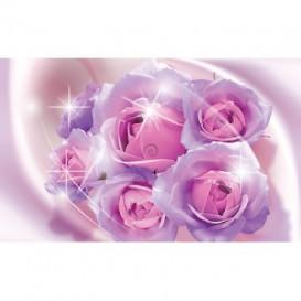 Fototapeta na stenu - FT5464 - Ružové ruže