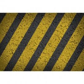 Fototapeta na stenu - FT5503 - Asfaltová cesta - pruhy