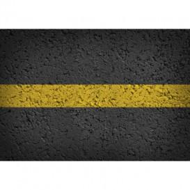 Fototapeta na stenu - FT5505 - Asfaltová cesta - jeden pruh