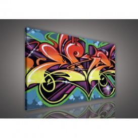 Obraz na plátne obdĺžnik - OB0240 - Grafit