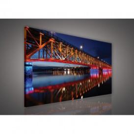 Obraz na plátne obdĺžnik - OB0508 - Most