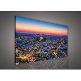 Obraz na plátne obdĺžnik - OB0524 - Paríž