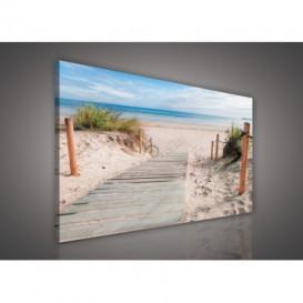 Obraz na plátne obdĺžnik - OB0539 - Pláž