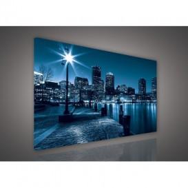 Obraz na plátne obdĺžnik - OB0014 - Lampa