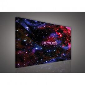 Obraz na plátne obdĺžnik - OB0610 - Vesmír
