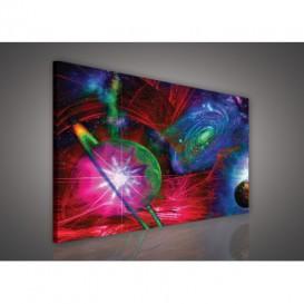 Obraz na plátne obdĺžnik - OB0611 - Vesmír