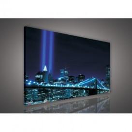 Obraz na plátne obdĺžnik - OB0015 - New York