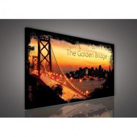 Obraz na plátne obdĺžnik - OB0019 - The Tower Bridge