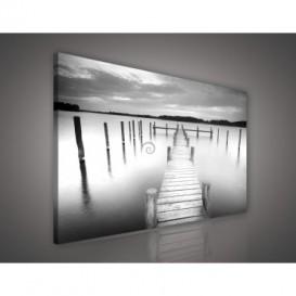 Obraz na plátne obdĺžnik - OB0648 - Mólo