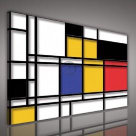 Obraz na plátne obdĺžnik - OB0686 - Farebné kocky