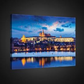 Obraz na plátne obdĺžnik - OB0690 - Praha