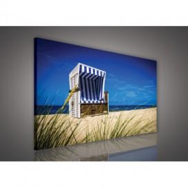 Obraz na plátne obdĺžnik - OB0232 - Pláž