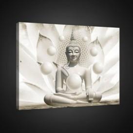 Obraz na plátne obdĺžnik - OB0729 - Budha