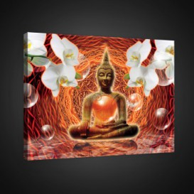 Obraz na plátne obdĺžnik - OB0730 - Budha