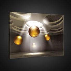 Obraz na plátne obdĺžnik - OB0749 - 3D gule