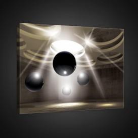 Obraz na plátne obdĺžnik - OB0750 - 3D gule